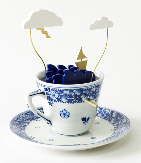 Storm in a Tea Cup by John Lumbus