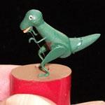Dinosaur Miniature Automata