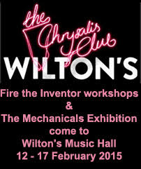 Mechanicals at Wilton's