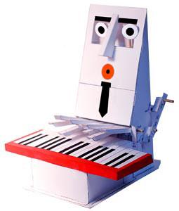 Peter Markey Piano Player
