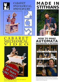 30 Years of Cabaret Mechanical Theatre