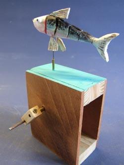 Fish (2012) by Carlos Zapata