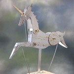Unicorn by Keith Newstead